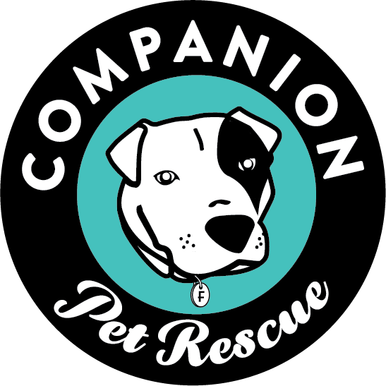 Companion Pet Rescue Footer Logo